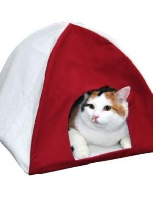 Kattentent Tipi rood